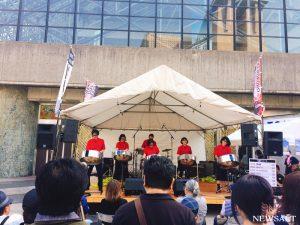 街中に音楽が溢れる 池袋ジャズフェスティバル開幕!