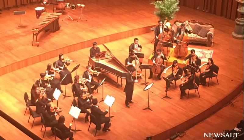 中国国家大劇院五月音楽祭が開幕 21日間の「芸術の宴」