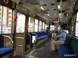 四国ローカル線の旅② 坊ちゃん列車で松山市内めぐり
