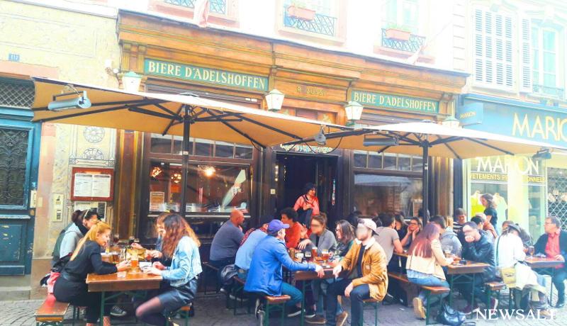 フランス人の食習慣が変化:前菜とデザートの消費量が低下