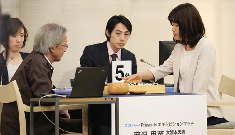 囲碁AIのDeepZenGo、女流本因坊に勝利