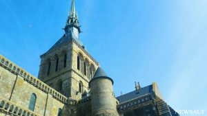 世界遺産を訪れる フランス モン・サン・ミシェル