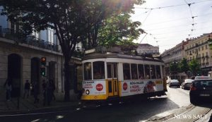 リスボン街めぐり