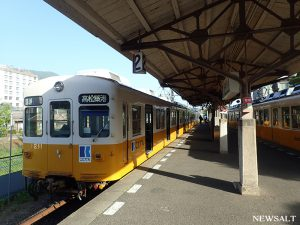 四国ローカル線の旅(4)ことでんと讃岐うどんで香川の日常を体感