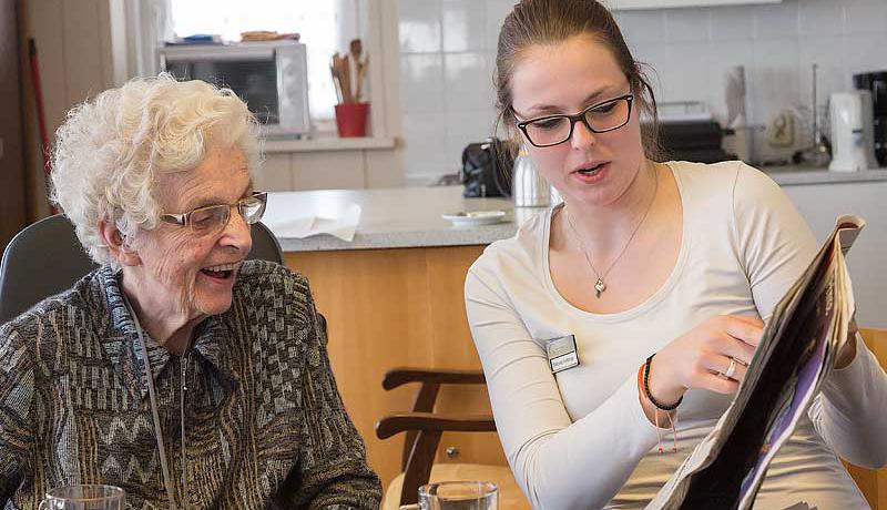 家賃無料! 老人ホームで暮らす学生たち オランダ