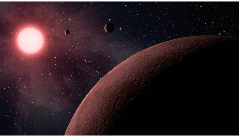 NASA、新たに10個の地球型系外惑星を発表 ケプラー宇宙望遠鏡チーム