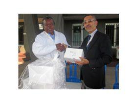 コンゴ民主共和国でのエボラウイルス病対策に日本の技術が貢献