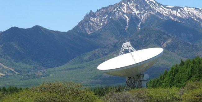 野辺山45メートル電波望遠鏡がIEEEマイルストーン認定