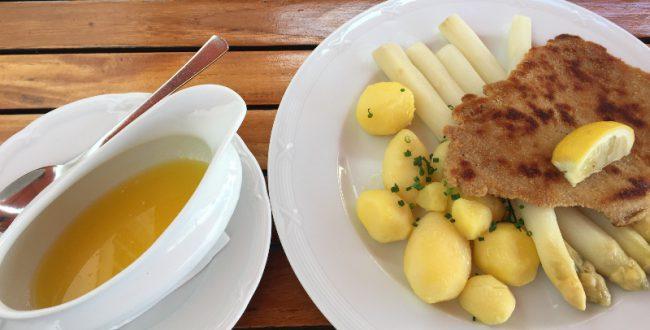 ご当地自慢を探せ!(17) ドイツの初夏の味覚ホワイトアスパラガス