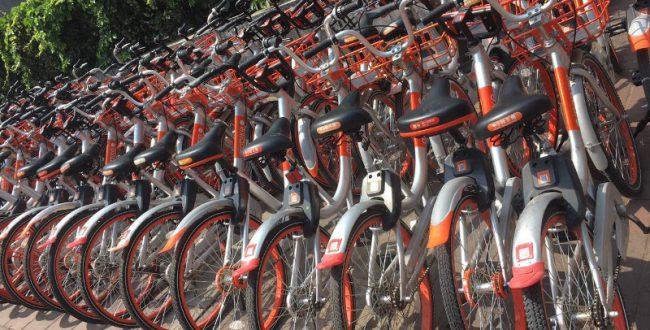 北京にエコシェア自転車登場! 交通混雑への緩和策に