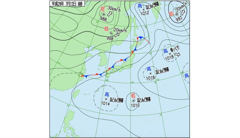 九州豪雨 梅雨前線と台風3号がもたらした記録的災害