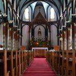 長崎外海の教会を訪ねる 出津教会堂と黒崎教会