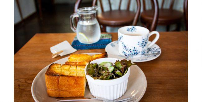 カフェめぐり CAFÉ BCで楽しむ自家焙煎コーヒーとサンドイッチ