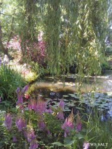 フランス ジヴェルニーでモネの「睡蓮」の世界を歩く
