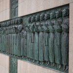 殉教者の栄光あらわす、日本二十六聖人記念館 長崎西坂