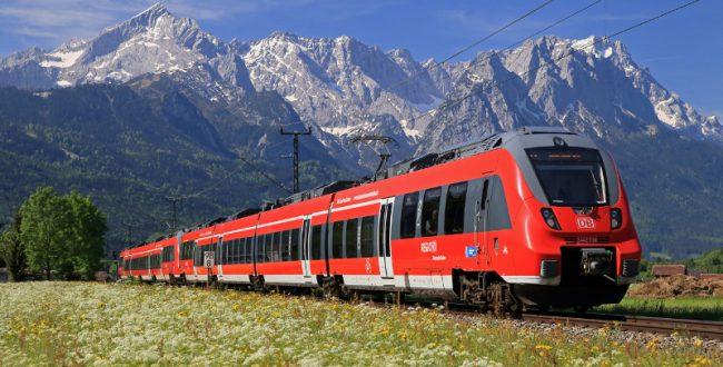 優秀な生徒にドイツ鉄道1日乗り放題をプレゼント!