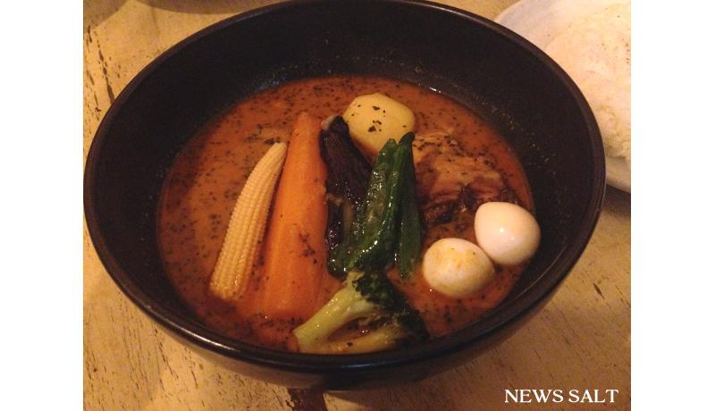 ご当地自慢を探せ!(24) 北海道自慢の味、スープカリー