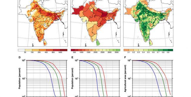 温室効果ガス対策をしない場合、2100年には南アジアで人が生存できなくなる?