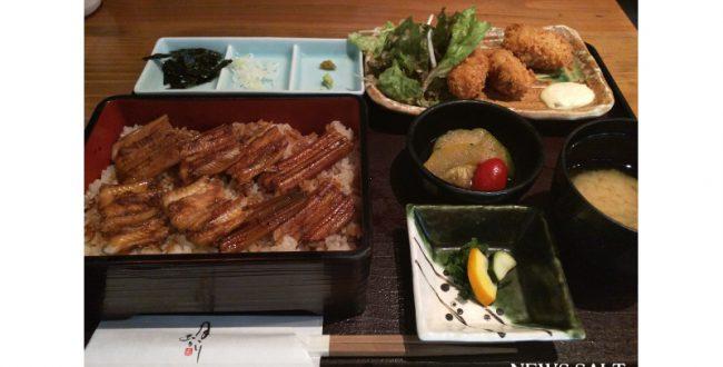 食レポ 広島のあなごめし