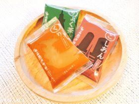ご当地自慢を探せ! 名古屋土産の定番、もっちり食感の「ういろう」