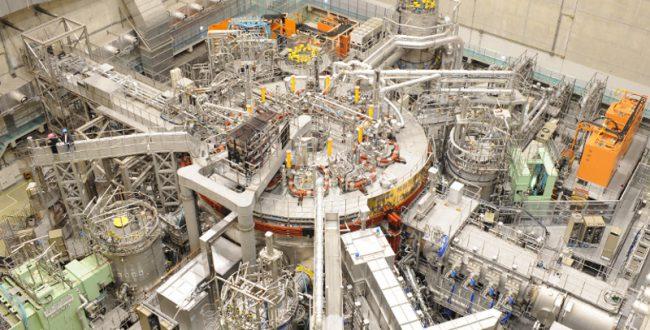 ヘリカル型でプラズマ中のイオン温度1億2000万度を達成 核融合科学研究所
