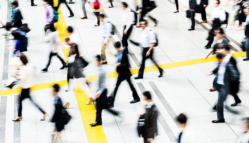 企業の正社員不足45.4%、過去最高を更新 帝国データバンク調べ