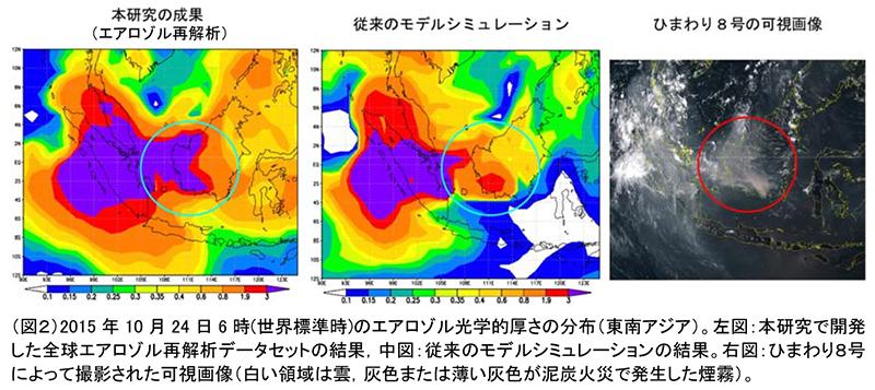 PM2.5や黄砂の分布予測精度向上へ 気象研究所と九大