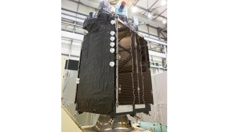 準天頂衛星「みちびき4号機」10月10日に打ち上げ決定