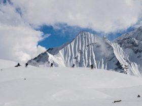 地球温暖化で今世紀末にアジアの氷河の多くが消失か