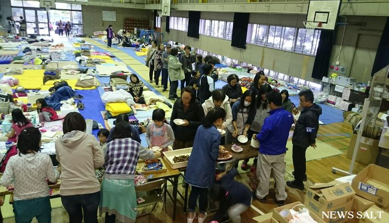 災害時に避難所となる学校施設 防災機能の拡充進む