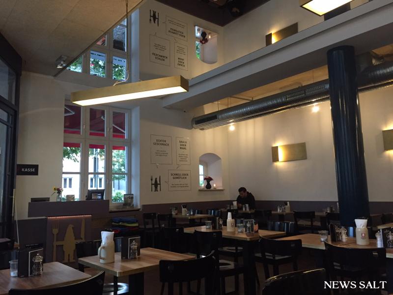 お家ごはん食堂(4)スローフードのドイツ料理(ミュンヘン)