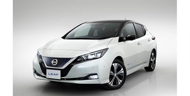 日産、EV車新型「リーフ」に自動運転レベル2を搭載