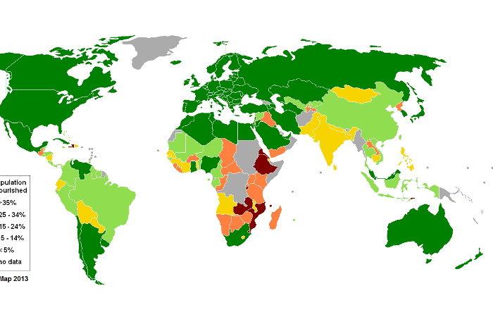 世界食糧デー 栄養不足と食品ロスを考える