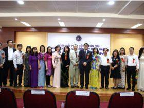 ベトナムで初の日本語・日本語教育学会設立 式典開催