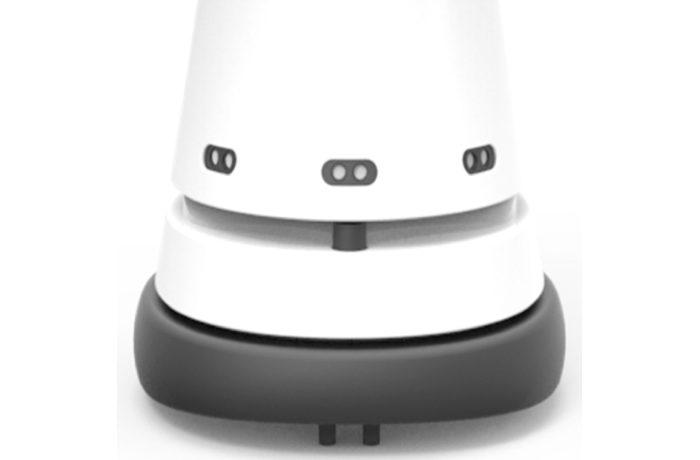 パルコが館内案内と棚卸し、一人二役ロボットの実証実験開始