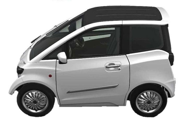 ヤマダ電機、小型電気自動車のFOMMと提携