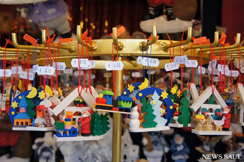 欧州クリスマスマーケット便り(1)ドイツ・ニュルンベルク
