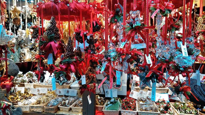 欧州クリスマスマーケット便り (番外編)東京・六本木ヒルズ