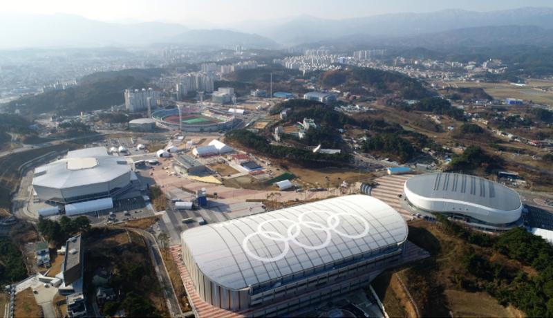 2018年冬季オリンピックまで、あと70日! 韓国ソウル市内の様子