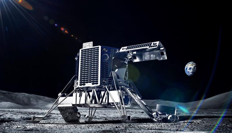 日本初、民間開発の月着陸船による 「月周回」と「月面着陸」の2つのミッションが始動