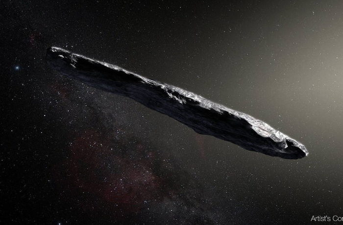 異星人の宇宙船?「オウムアムア」 意味ある電波信号は現在なし
