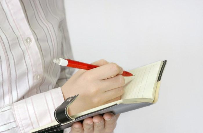 社会人の約6割が毎日手書きメモ帳を利用