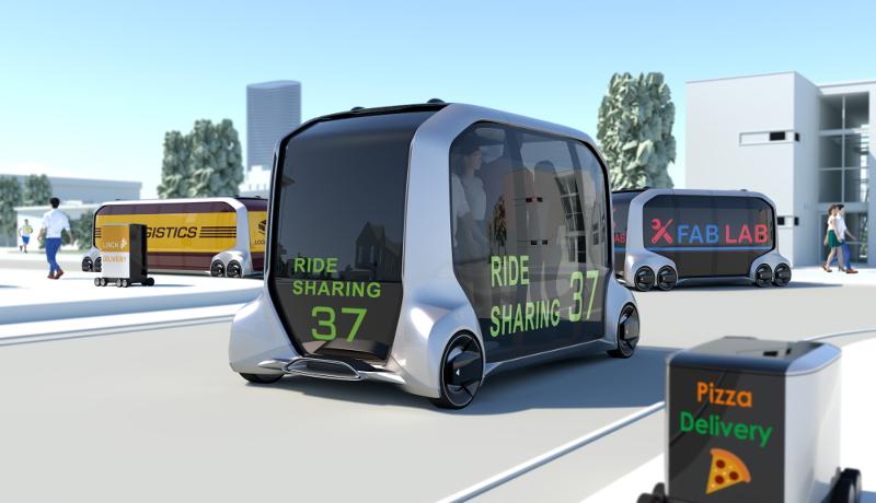 トヨタ、多目的モビリティサービス専用EVを発表