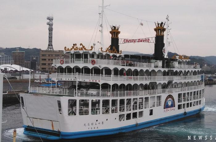 世界屈指の輸送量 市民の足、桜島フェリー