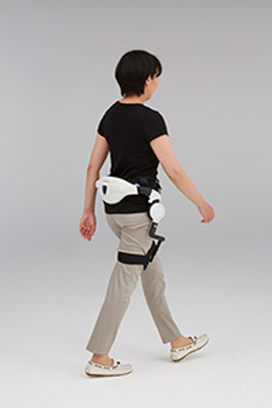 ホンダの歩行訓練機がEUの認証を取得