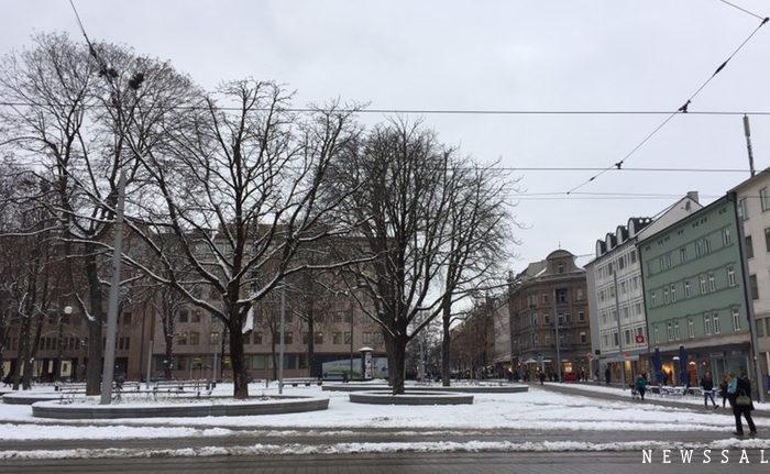 太陽の照らない1月 日照時間はわずか35時間(ドイツ)