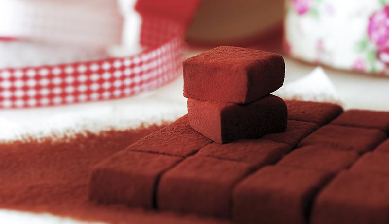 バレンタインデー、「チョコ」ツイートは年間最多