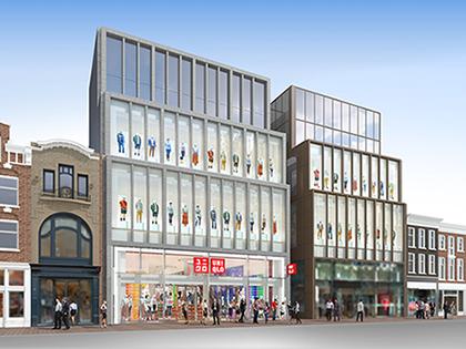 ユニクロがオランダに初進出 今秋1号店オープン