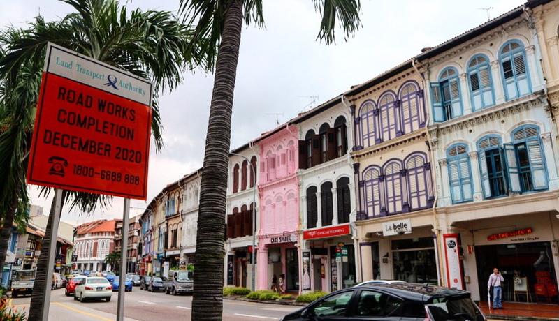 シンガポールで自家用車の保有台数規制を強化