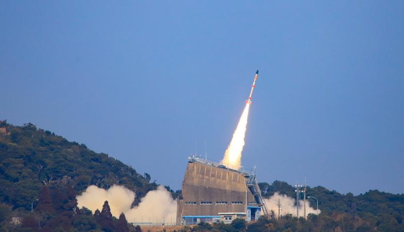 SS-520 5号機の打ち上げに成功。超小型衛星を「たすき」と命名